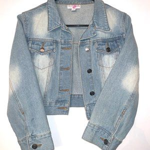 COTTON ON Women's 'Denim jacket'  Croptop